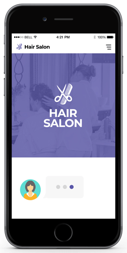 Hair Salon Bot