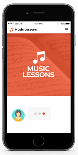 Music Lessons Chatbot