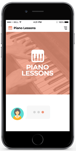 Increase Piano Lessons Bookings