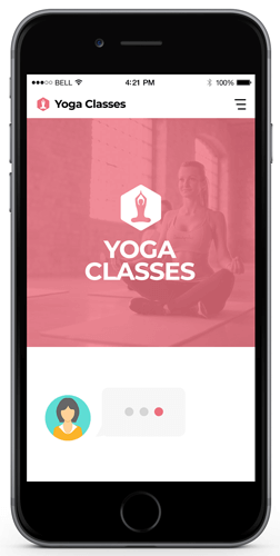 Yoga Classes Chatbot