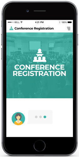 increase registrations for conference