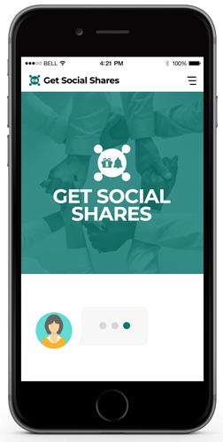 Get Social Shares 1