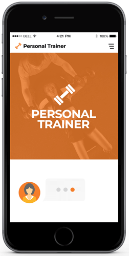 Personal Trainer Chatbot